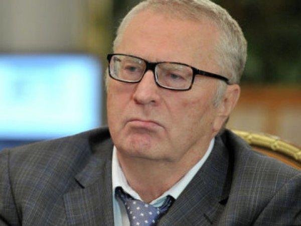"""""""У нас под одним из депутатов провалилось кресло"""": Жириновский пожаловался на мебель в Госдуме"""