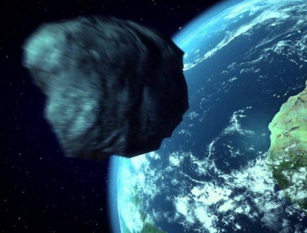 Астероид, превышающий челябинский метеорит в 13 раз, летит к Земле