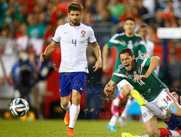 Португалия - Мексика: прогноз на матч 18 июня 2017, смотреть онлайн Кубок Конфедераций, где трансляция (ВИДЕО)