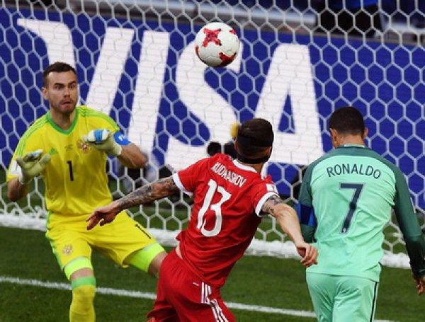 Россия - Португалия: обзор матча 21 июня 2017, счет, видео голов, результат (ВИДЕО)