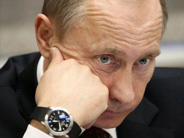 """На аукционе за  млн выставили """"часы Путина"""". Песков: """"Это фейк"""" (ФОТО)"""