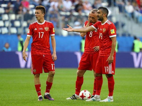 Мексика - Россия: обзор матча 24.06.2017, счет, видео голов, результат (ВИДЕО)