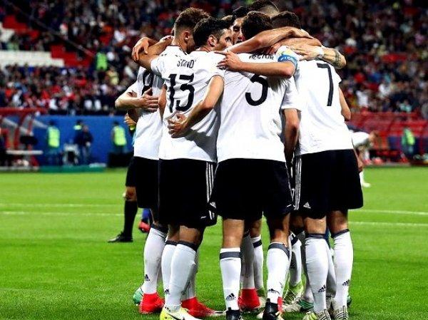 Германия - Мексика: счет 4:1, обзор матча от 29.06.2017, видео голов, результат (ВИДЕО)