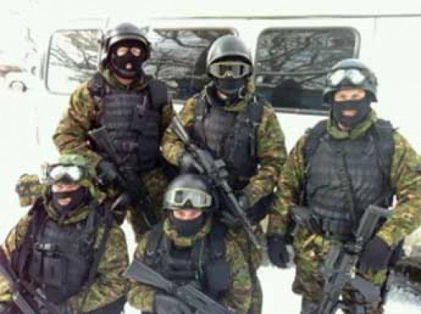 Украина заявила о появлении на Донбассе российского спецназа (ВИДЕО)