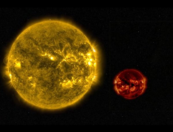 Ученые выяснили, когда солнце уничтожит человечество