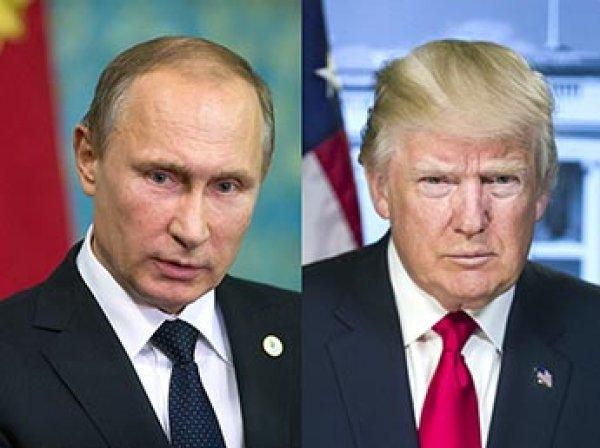 В Белом доме не подтвердили встречу Путина и Трампа, а в Кремле ее не исключили