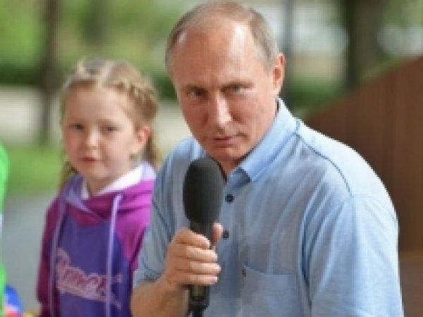 Путин упрекнул директора «Артека» за детские экскурсии на винзавод