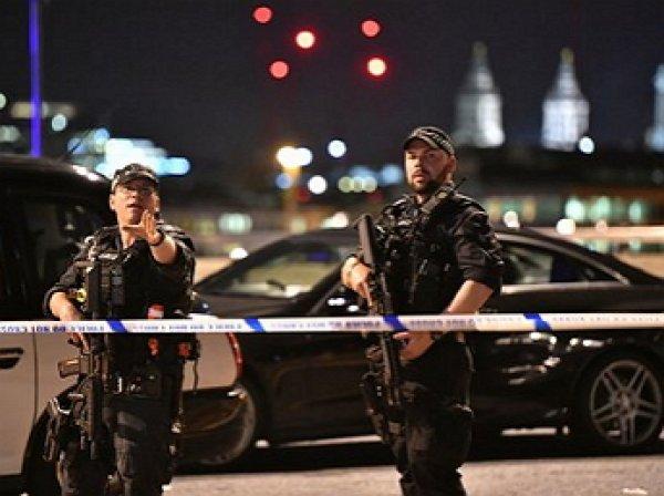 Названо имя подозреваемого в наезде на людей в Лондоне