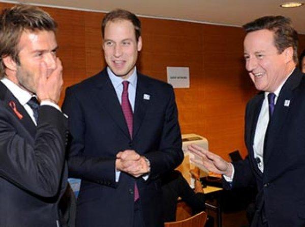 ФИФА: Дэвид Кэмерон и принц Уильям могут быть замешаны в коррупционном скандале с ЧМ-2018