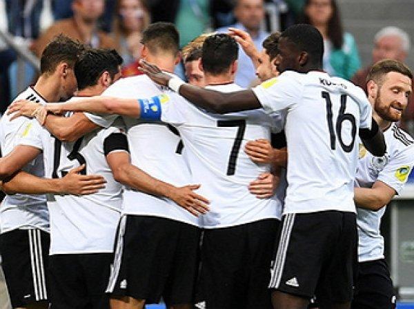 Австралия — Германия: обзор матча от 19.06.2017, видео голов, счет, результат матча (ВИДЕО)