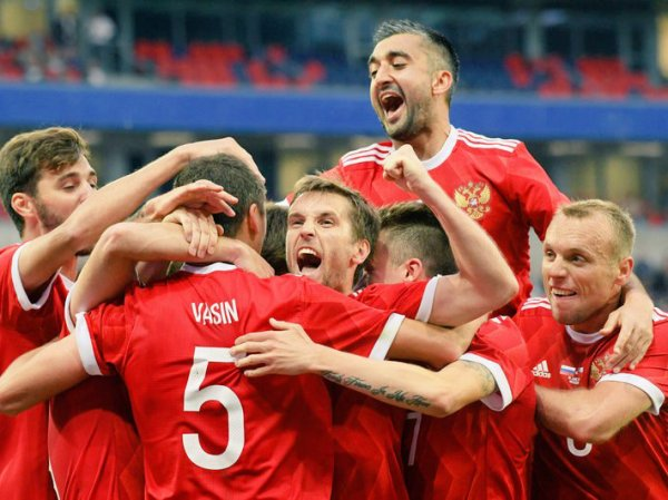 Россия - Новая Зеландия: счет 2:0, обзор матча от 17.06.2017, видео голов, результат (ВИДЕО)