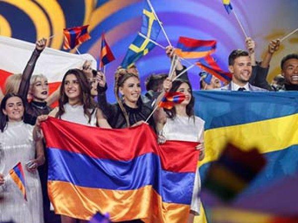 """Швейцария арестовала залог Украины за """"Евровидение"""""""
