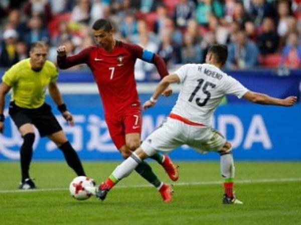 Португалия - Чили:счет 0:3, обзор матча от 28.06.2017, видео голов, результат (ВИДЕО)