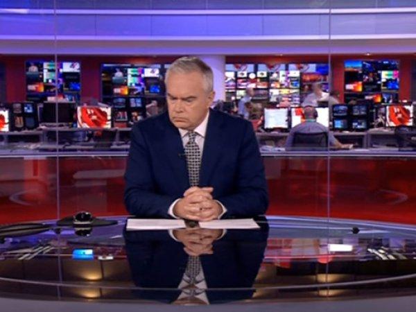 """""""Так выглядит конец света"""": соцсети отреагировали на напряженное молчание ведущего BBC в эфире (ВИДЕО)"""