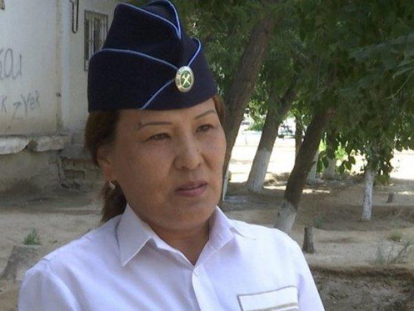 В Казахстане проводница поезда спасла девятимесячную девочку (ВИДЕО)
