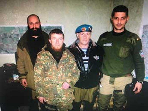 Украина сообщила о захвате на границе в плен российского полковника