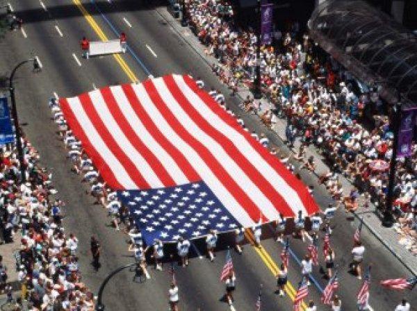 Какой сегодня праздник: 4 июля 2017 года в США отмечается День Независимости