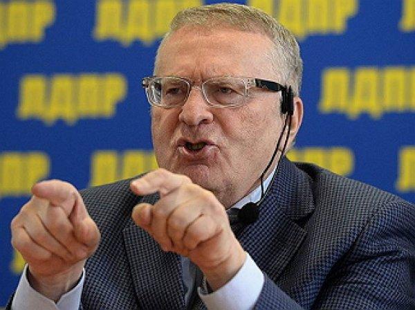 """Жириновский увидел """"качественное изменение"""" в работе синоптиков"""