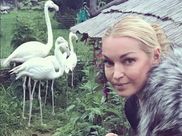 Волочкова рассказала, как ходила на свидание с олигархом Полонским