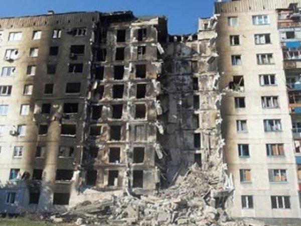 Эксперты: конфликт на Донбассе стоил Украине  млрд