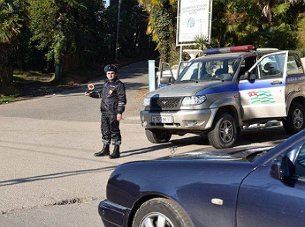 В Абхазии грабитель убил туриста из России