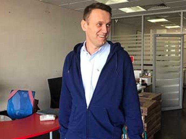 Навального освободили после 25 суток ареста (ФОТО)