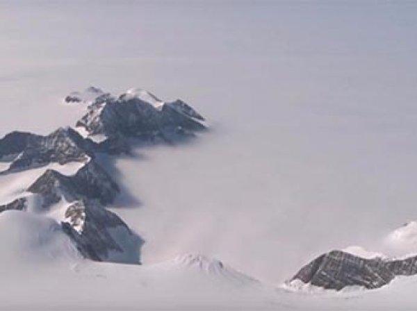 Самый большой в истории айсберг откололся от Антарктиды