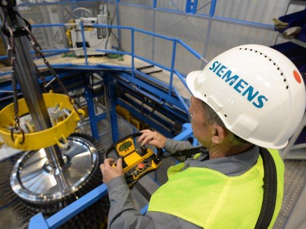 СМИ: турбины Siemens поставили в Крым несмотря на санкции