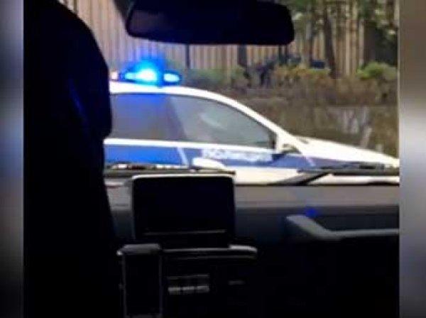 Задержан четвертый участник скандальных гонок на Gelandewagen в Москве