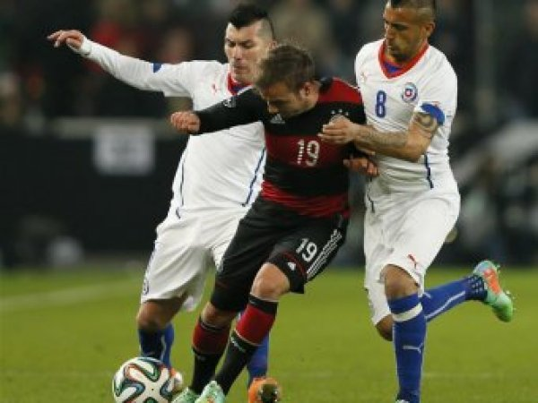 Чили — Германия: прогноз на матч 2 июля 2017, смотреть онлайн трансляцию финала Кубка конфедерации (ВИДЕО)