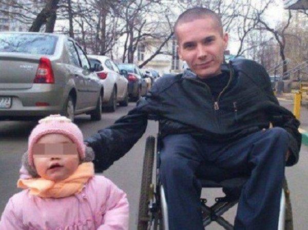 Обездвиженного инвалида посадили в тюрьму за разбой и угрозы спецназовцу