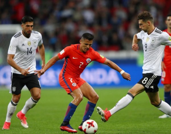 Чили — Германия 2 июля 2017: онлайн трансляция, где смотреть Кубок конфедераций, прогноз на финал (ВИДЕО)