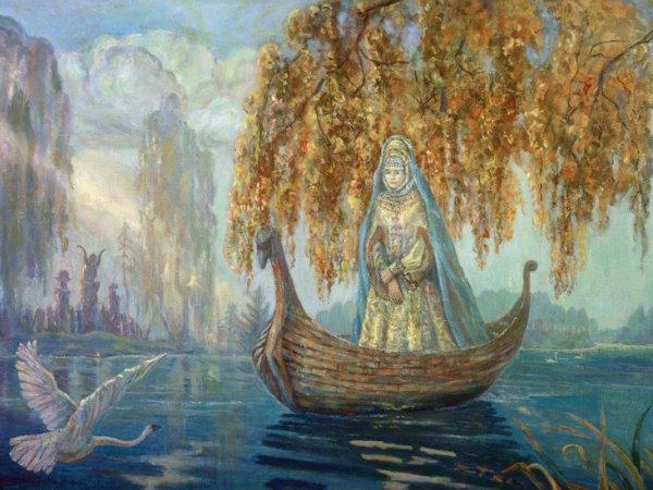 Какой сегодня праздник: 15 июля 2017 года отмечается народный праздник Берегиня