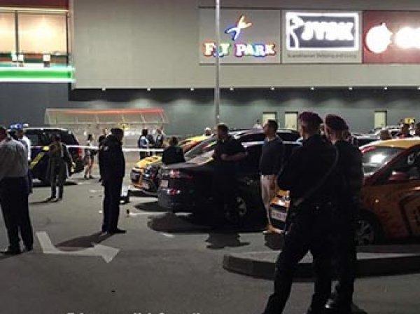 На парковке в Киеве расстреляли подозреваемого в убийстве россиянина