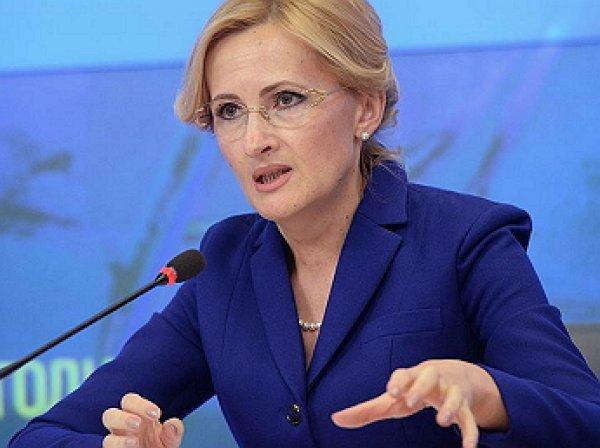 «Недосвобода, недовиза, недоправо»: Яровая прокомментировала введение Киевом биометрического контроля для россиян