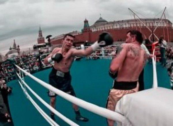 Вечер бокса в Москве 22 июля пройдет на Красной площади (ВИДЕО)