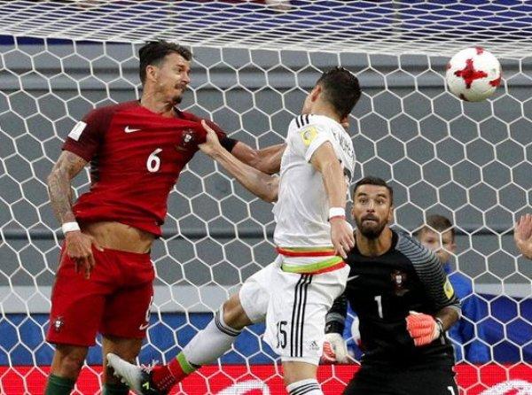 Португалия — Мексика: счет 2:1, обзор матча от 02.07.2017, видео голов, результат (ВИДЕО)