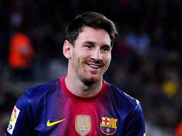 Месси станет первым футболистом с окладом в 1 млн фунтов в неделю
