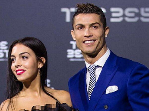 СМИ: Роналду станет отцом в четвертый раз