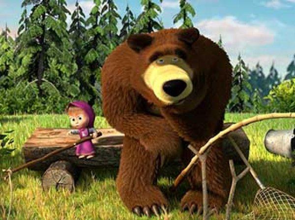 """На Украине требуют запретить мультфильм """"Маша и медведь"""", который """"навязывает положительный образ России"""""""