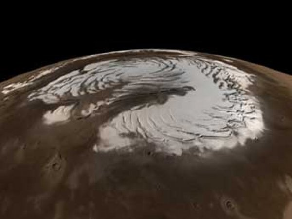 """NASA показало """"человеческое лицо"""" Марса (ФОТО)"""
