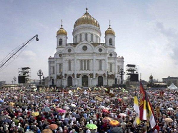Очередь к мощам Николая Чудотворца в Москве онлайн сегодня 8 июля 2017 увеличилась до 9 часов