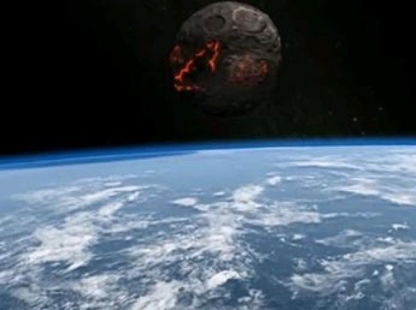 Опасный астероид приблизится к Земле 22 июля 2017 года