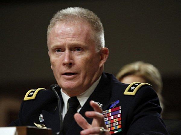 Американский генерал: у США нет законных оснований находиться в Сирии