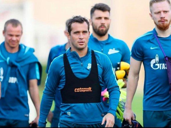 Футболисту Кержакову грозит штраф из-за ФОТО в Instagram