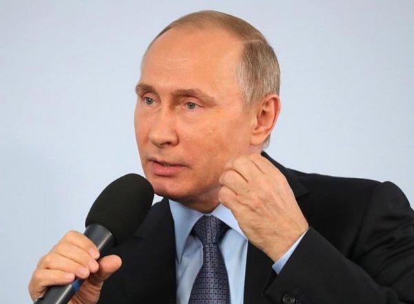 «Не лепит горбатого»: Путин назвал Трампа внимательным собеседником