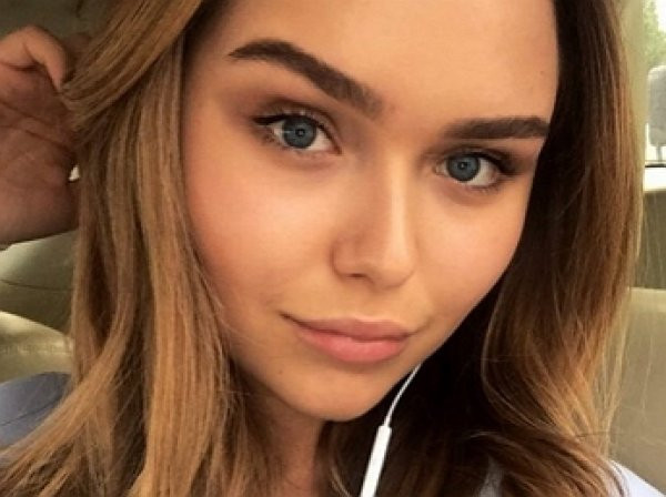Стефанию Маликову затравили в Сети за поступление в МГИМО