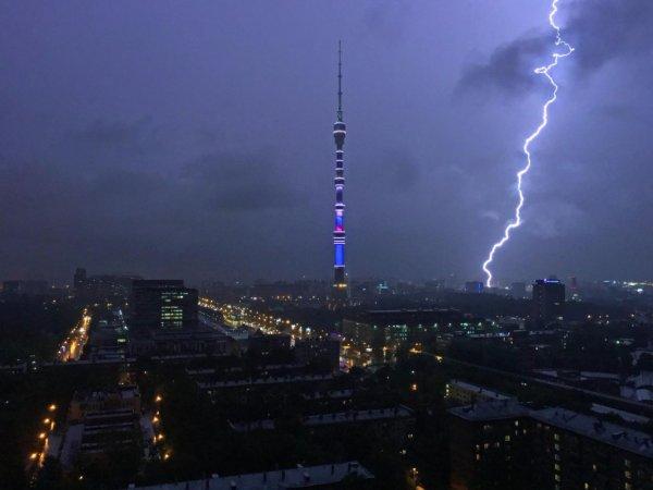 Идет буря: синоптики предупредили об ухудшении погоды в Москве
