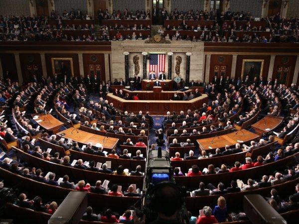 Конгресс США принял законопроект о санкциях против России