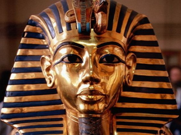 Археологов удивила кровать Тутанхамона (ФОТО)